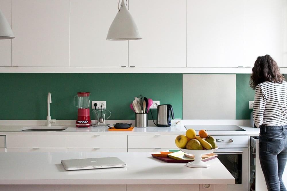 Doroth e boulogne inside closet - Vernici lavabili per cucina ...