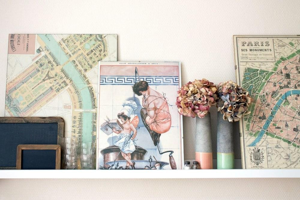 Florence bordeaux inside closet - Les petits hauts bordeaux ...