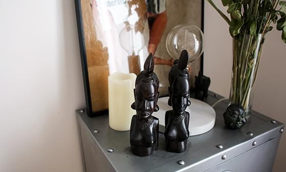 Maty boulogne inside closet for Luminaire homemade