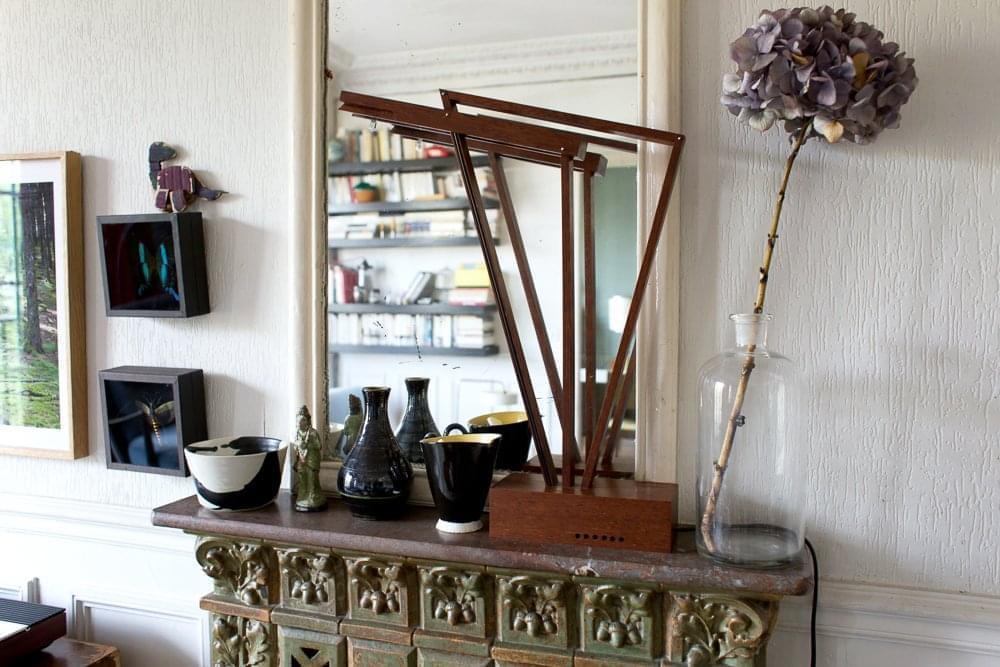 violaine paris 18 me inside closet. Black Bedroom Furniture Sets. Home Design Ideas