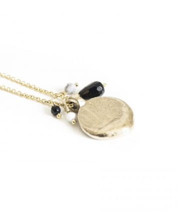 COLLIER GEMMA STONE MULTIPLE