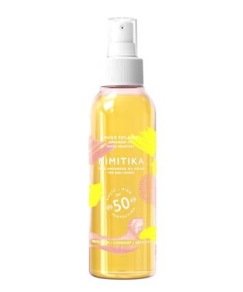HUILE SOLAIRE SPF50  150 ml