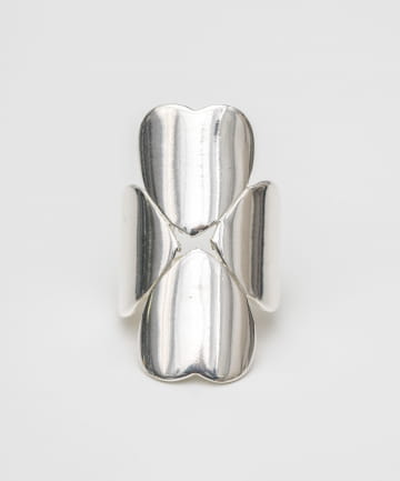BAGUE LUCKY YOU ARGENT