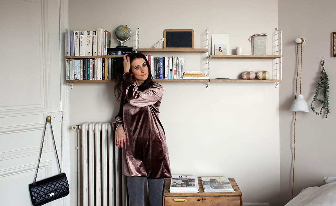 Audrey, Paris 5ème - Inside Closet