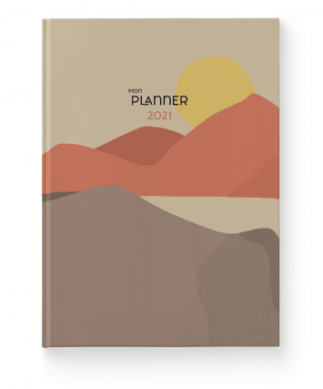 PLANNER 2021 CANYON
