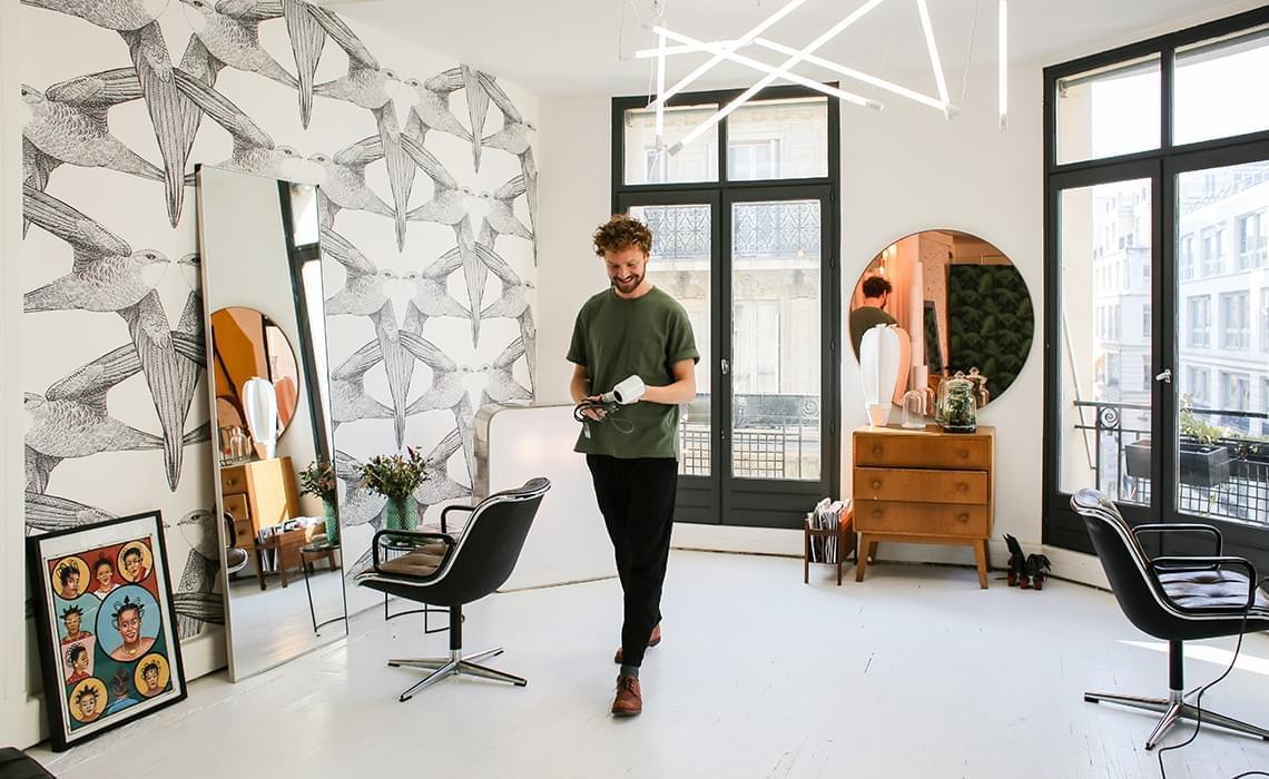 Fred coiffure paris votre nouveau blog l gant la - Salon coiffure ajaccio ...