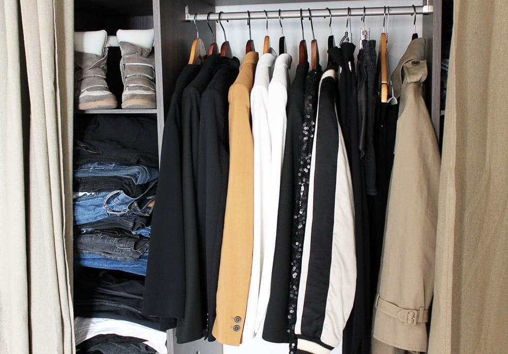 laetitia la g colombes inside closet. Black Bedroom Furniture Sets. Home Design Ideas