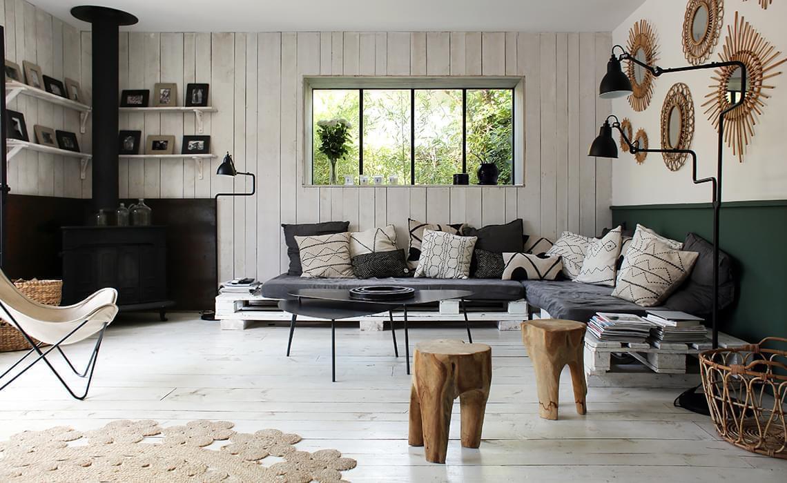 la maison poetique avie home. Black Bedroom Furniture Sets. Home Design Ideas